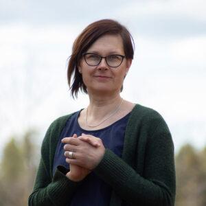 Opettaja Helmi Koukka